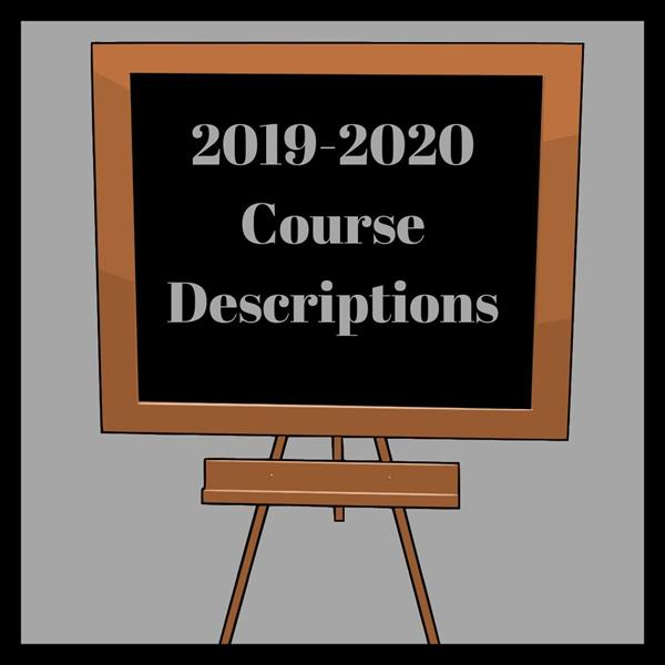 Course Descriptions