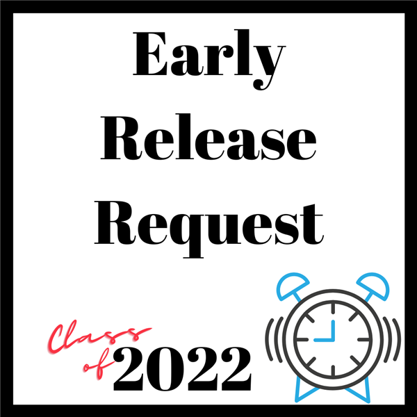 Early release request image