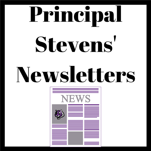 Mr. Stevens' Newsletters