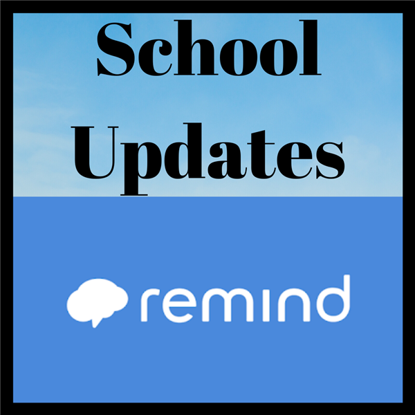 Sign Up for Remind to Receive Counseling Updates by Graduation Year