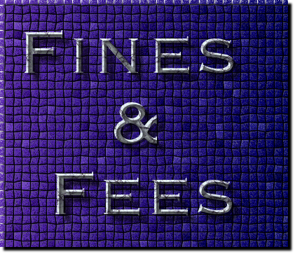 Fines & Fees