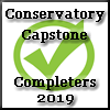 Please congratulate the following Capstone Completers