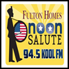 Concert and Show Choirs were chosen by Kool FM to sing the National Anthem for their Noon Salute