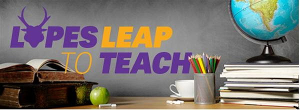 Lopes Leap To Teach