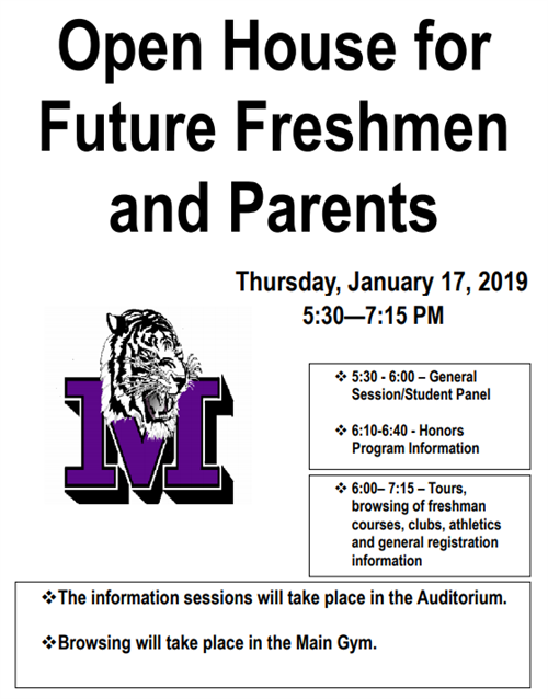 Future Freshmen Night
