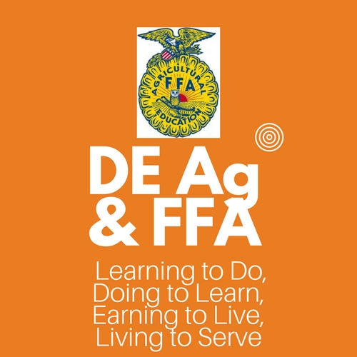 More information can be found at the Desert Edge HS Agriculture Education & FFA site