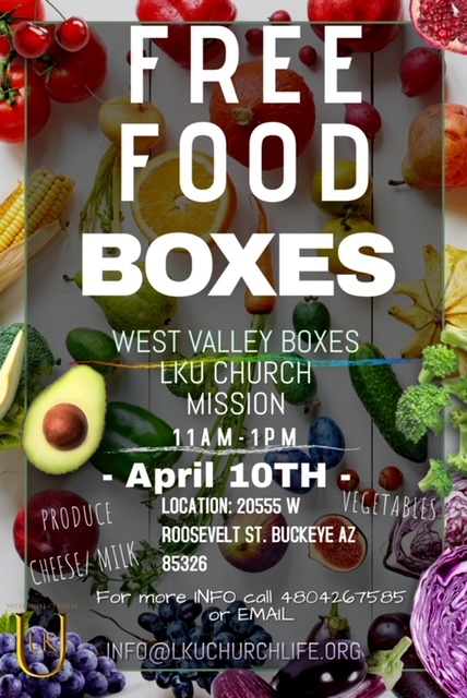 Free Food Boxes