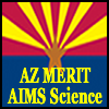 AZ Merit and AIMS logo