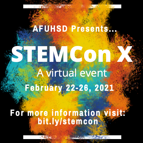 Save the Date - STEM Con X