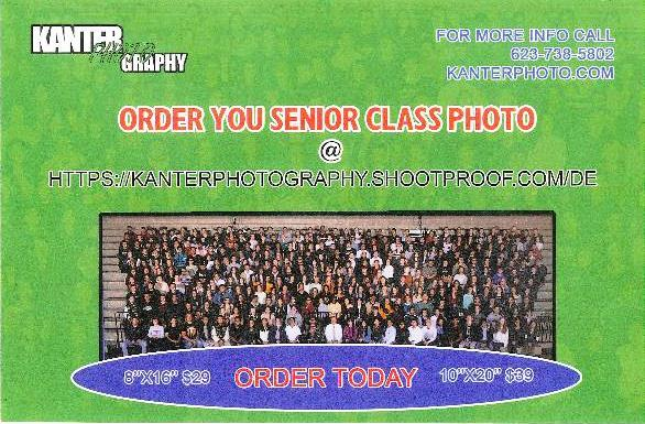 Order Senior Panoramic picture from Kanter Photography