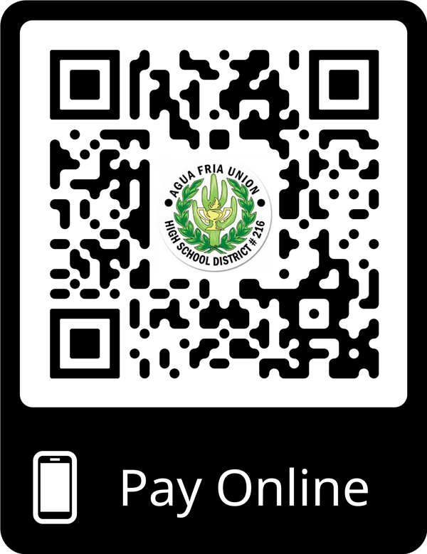 QR code to access InTouch Receipting