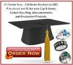 Class of 2021! Order here