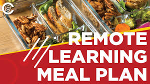 Remote Learning School Meals