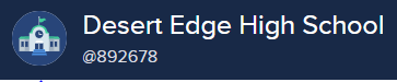 Desert Edge Remind code