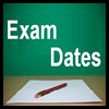 Exams Dates for 2nd Semester